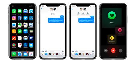 Llamadas En Grupo Facetime A Traves De Mensajes De Apple