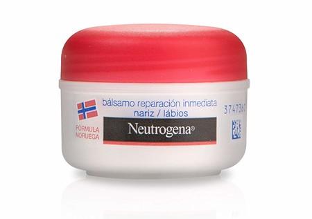 Balsamo Reparacion Inmediata Nariz Y Labios De Neutrogena