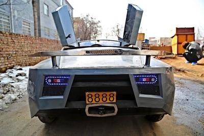 Lamborghini Aventador eléctrico, solo es un sueño conseguido