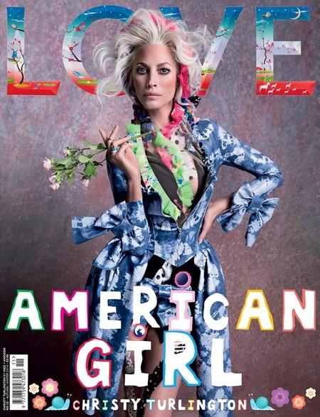 Love Magazine: American Girl
