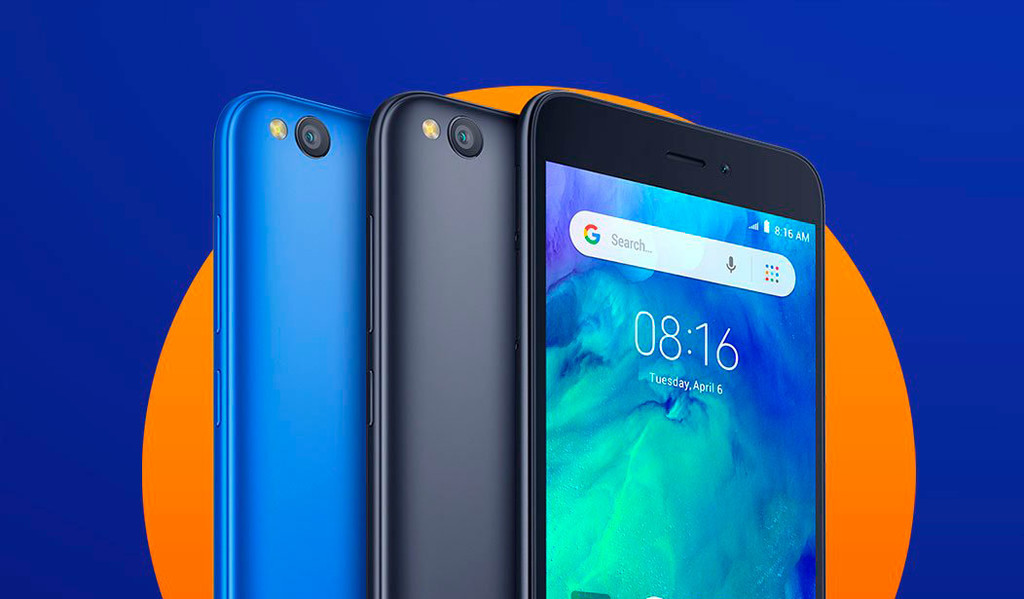 New Redmi Go, the first Android Go of Xiaomi with 1GB of RAM and 5-inch screen