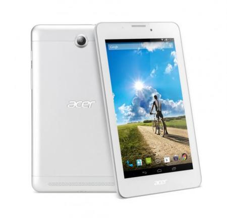 Acer Iconia Tab 7, toda la información sobre la nueva tableta Android de Acer