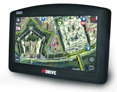 Navegador NDrive G800