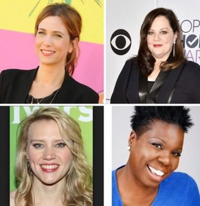 'Cazafantasmas', el reboot femenino ya tiene protagonistas y fecha de estreno
