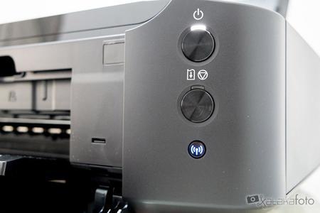 Canon Pixma iP8750 botones