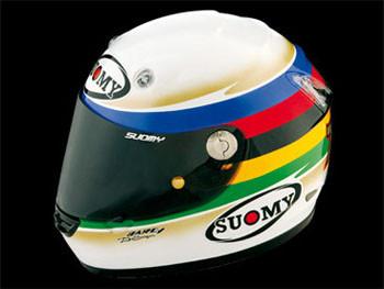 Ducati Suomy Troy Bayliss, el caso del campeón