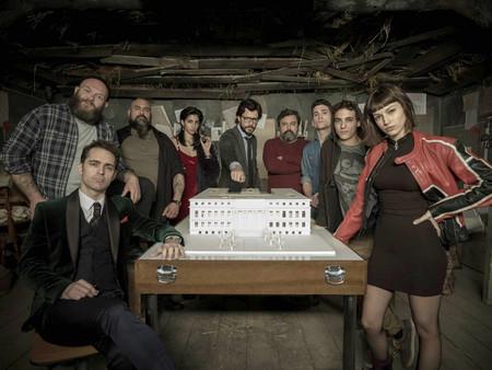 'La Casa de Papel' se convierte en la serie de habla no inglesa más vista de la historia de Netflix