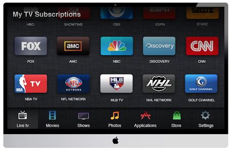 La aplicación TV aparece disponible en el Reino Unido, Francia y Alemania