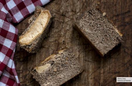 Bizcocho fitness de avena, canela y manzana: receta proteica
