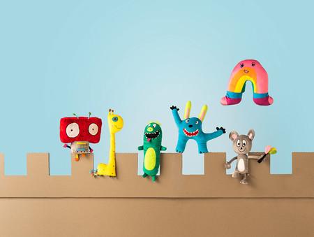 Cuando la imaginación toma forma de peluche: seis diseños para llenar de color e ilusión tu hogar