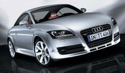 Audi TT, el coche más bonito del mundo