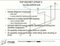 Quantum, malware en páginas de LinkedIn y Slashdot para entrar en redes internas de telecos y la OPEP