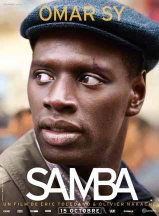 'Samba', cartel y tráiler de lo nuevo de los directores de 'Intocable'