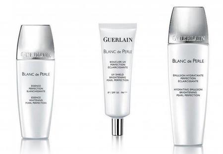 'Blanc de Perles' de Guerlain, nueva cosmética blanqueante. El Complejo P.E.A.R.L. y la proteína ZO-I