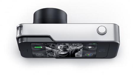 Si no tienes suficiente con la cámara del iPhone, Relonch añade una más capaz