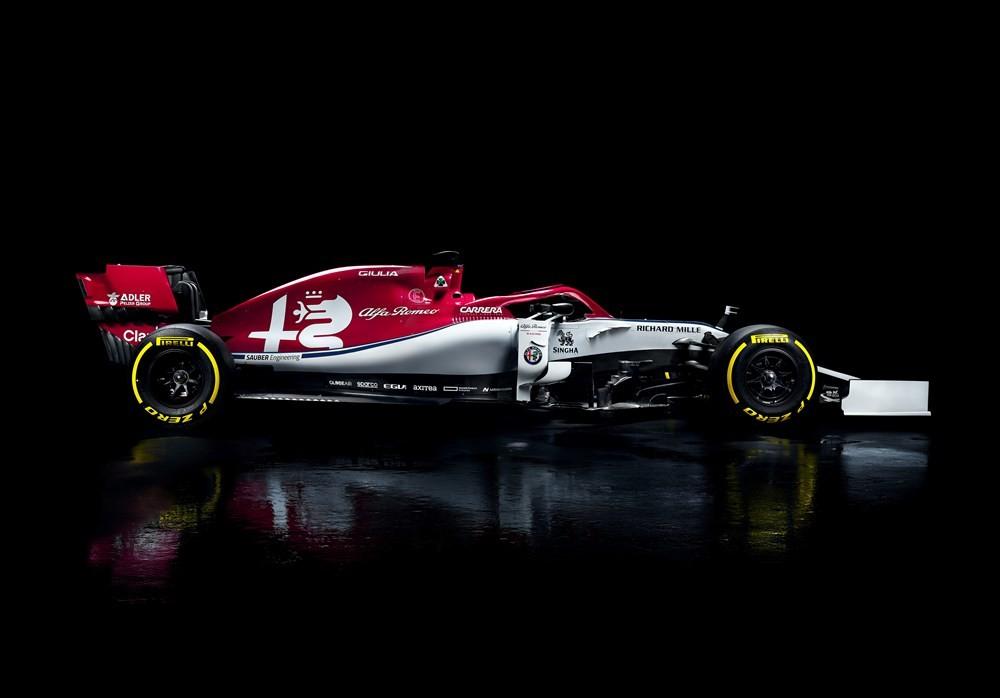 Foto de Alfa Romeo Racing C38 (2/9)