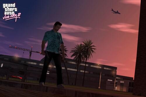 GTA Vice City vuelve a la vida con una remasterización fan que se ve muy bien y ya puedes probar gratis