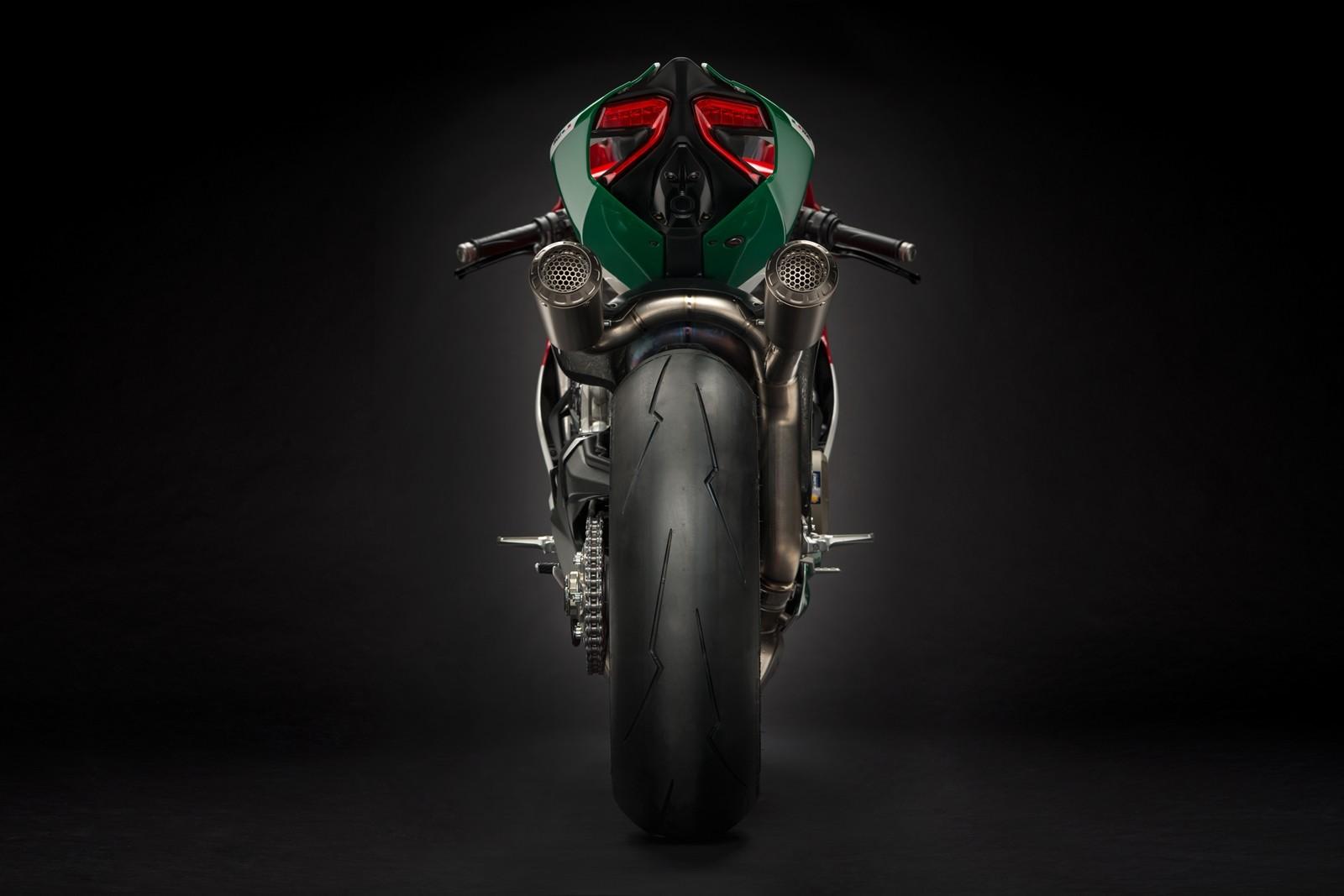 Foto de Ducati 1299 Panigale R Final Edition (48/58)