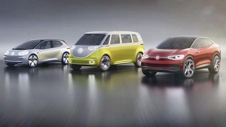 Volkswagen ID gama
