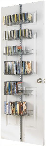 organizador cds y dvds