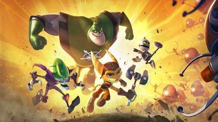 'Ratchet & Clank: All 4 One' se podrá jugar en 3D