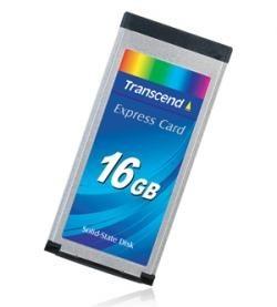 Discos SSD de 16 GB de Transcend