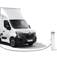 La furgoneta eléctrica Renault Master Z.E. crece con una nueva versión chasis-cabina que llegará en septiembre
