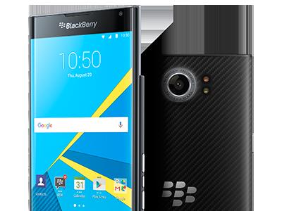 BlackBerry Priv recibe su primera actualización con mejoras de cámara