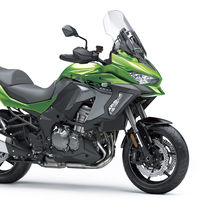 La Kawasaki Versys 1000 se exige más incorporando plataforma de medición inercial y mejores componentes