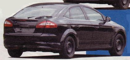 Ford Mondeo 2007 Sin Camufjale