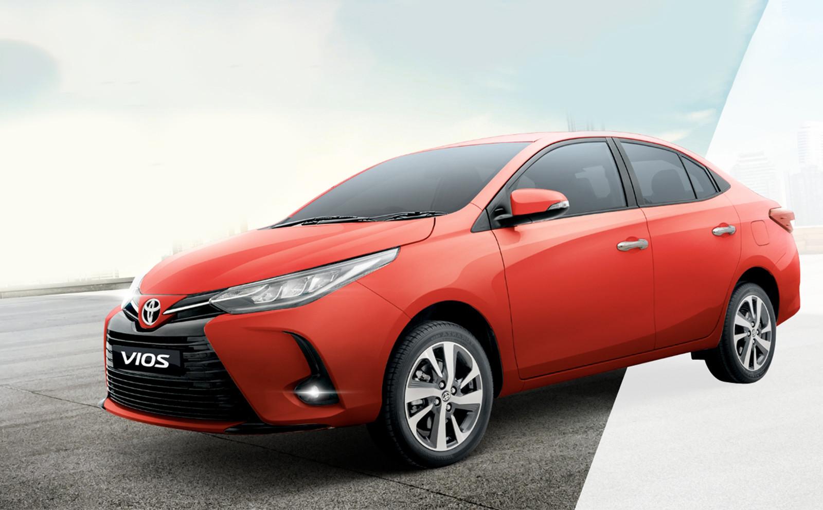 Foto de Toyota Yaris Sedán 2021 (2/12)