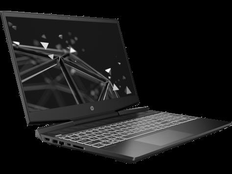 "Portátil gaming - HP Pavilion - 15-ec0004ns, 15.6"" FHD, AMD Ryzen™ 5 3550H, 8GB, 512GB, GTX 1650, FDOS, Negro"
