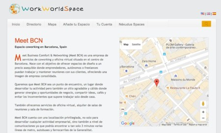 Work world space