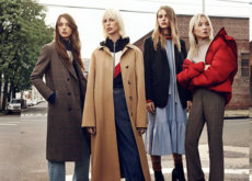 Los años 90 vuelven de la mano de Zara TRF y su nueva campaña Otoño 2016