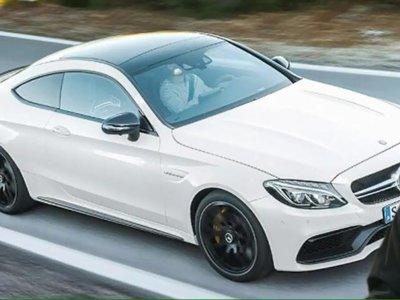 ¡Filtrado! Aquí tienes al Mercedes-AMG C63 S Coupé, porque esperar otros dos días era demasiado