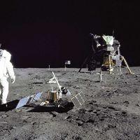 Un ordenador menos potente que tu móvil y el resto de tecnología que nos llevó a la Luna