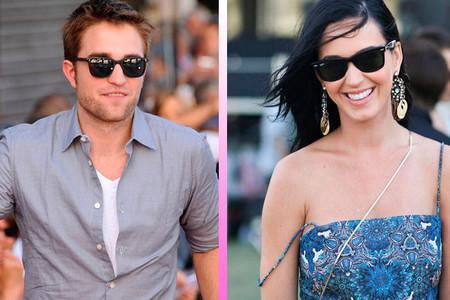 Anda, que sería gorda que Katy Perry y Robert Pattinson acabasen juntos
