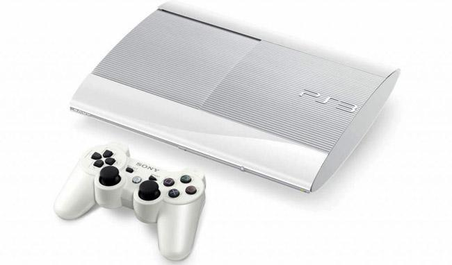 PS3 blanca