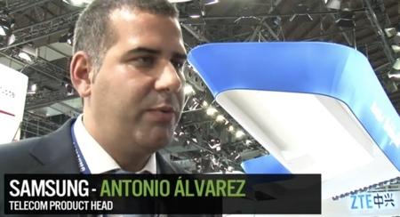 """""""Queremos que sea el usuario el que decida cuál es el formato de pantalla perfecto"""", Antonio Álvarez de Samsung"""