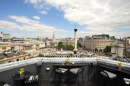 9 terrazas para tomar una copa con vistas espectaculares a Londres