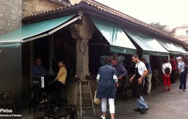 Abastos 2.0 en Santiago de Compostela