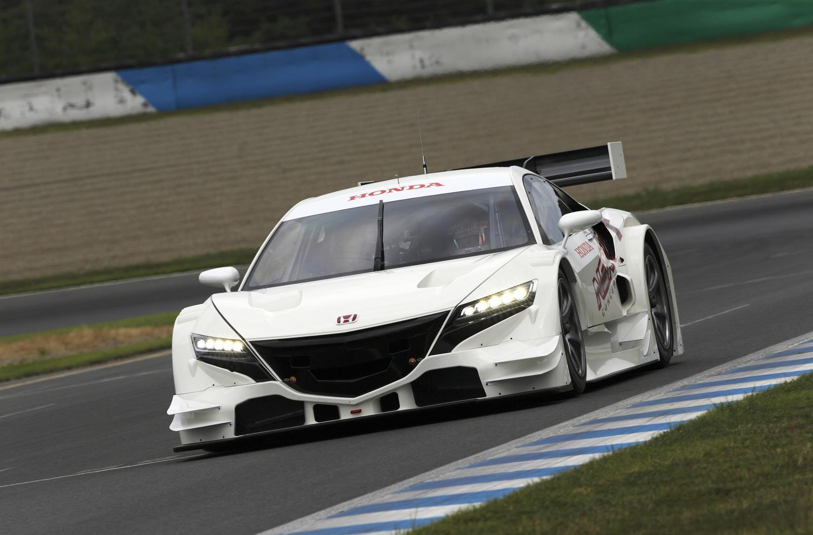 Foto de Honda NSX Concept-GT (6/21)