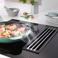 Miele renueva sus placas de cocción buscando aunar diseño y funciones para hacer la cocina más atractiva