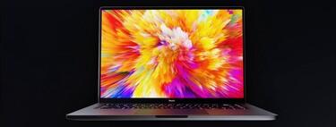 Xiaomi actualiza los RedmiBook Pro añadiendo nuevos procesadores de AMD Ryzen