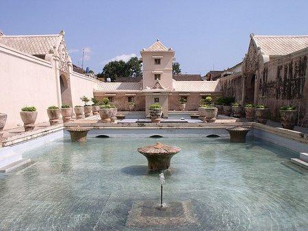 Indonesia: El Kraton de Yogyakarta o Palacio del Sultán