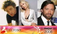 Lo mejor de 2008: Los famosos internacionales del cine