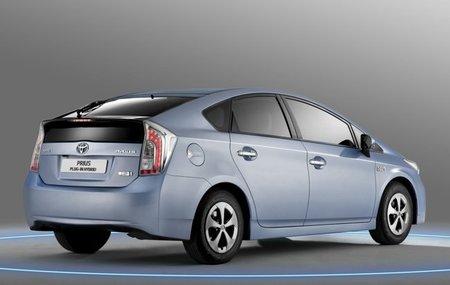 Toyota Prius 2012 y Prius Plug-in, nuevas imágenes y datos desde Fráncfort