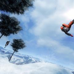 Foto 1 de 9 de la galería imagenes-de-shaun-white-snowboarding en Vida Extra
