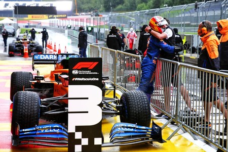Sainz Estiria F1 2020 4