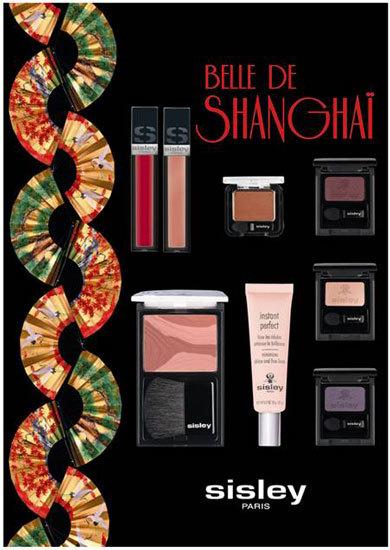 Belle de Shanghaï es la inspiración ¿intensa? del Maquillaje Otoño/Invierno 2012-2013 de Sisley